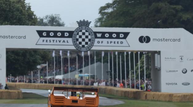 Dnevi hitrosti v Goodwoodu prestavljeni! (foto: Newspress)