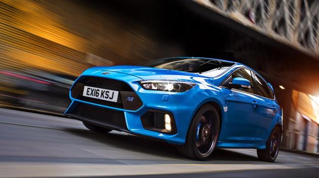 Ford Focus RS odhaja v zgodovino? (foto: Ford)