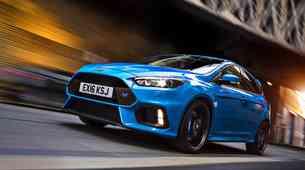 Ford Focus RS odhaja v zgodovino?
