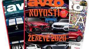 Aktualno številko revije Avto magazin si lahko naročite na dom, poštnino za vas plačamo mi!