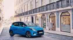 Novo v Sloveniji: Hyundai i10