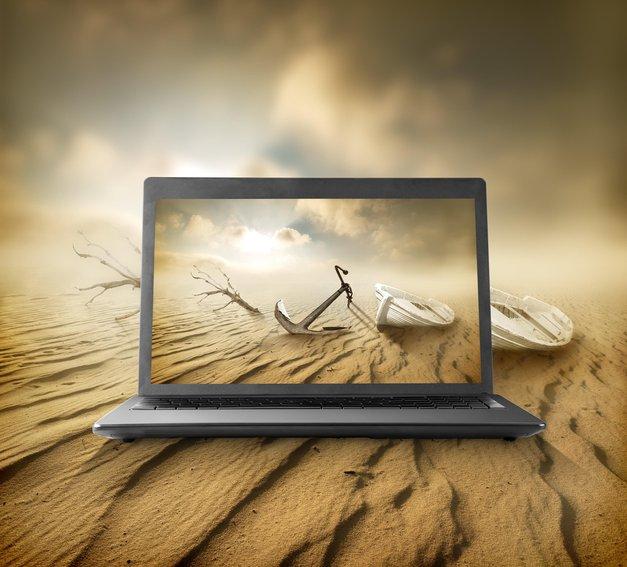 Te 3 spletne dejavnosti vam bodo kakovostno (!) skrajšale čas karantene (foto: PROFIMEDIA)