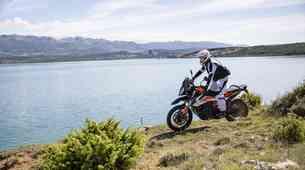 KTM napoved: vpoklic modelov 790 Adventure in 790 Adventure R