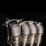 Honda in Akrapovič pripravila novo poslastico (foto: Akrapovič)