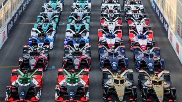 Uradno: Formula E prihodnje leto brez (obveznih) novih dirkalnikov (foto: FIA)