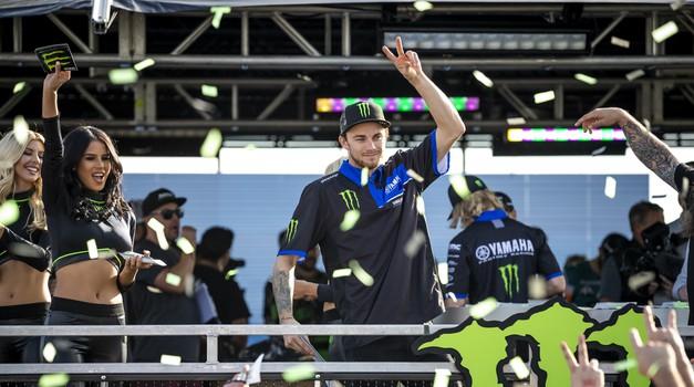 Intervju: motokrosist Aaron Plessinger (foto: Monster Energy)