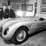 Poslovil se je 'najboljši dirkač brez naslova svetovnega prvaka' (foto: Jaguar)
