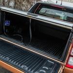 S pokrovom prtljažnega prostora je prtljaga vedno na varnem in zaklenjena. (foto: Uroš Modlic)