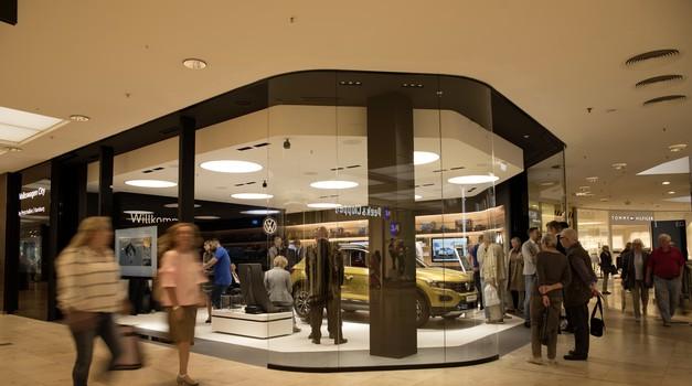 Volkswagen zaganja proizvodnjo, odpirajo se prodajni saloni (foto: Volkswagen)