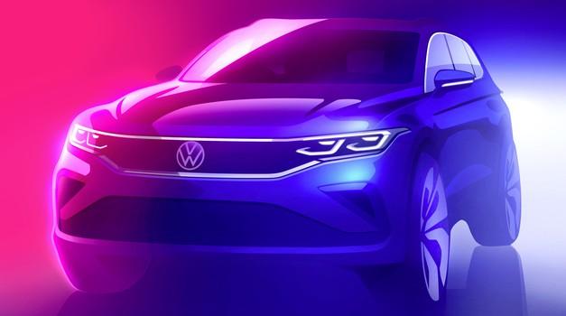 Volkswagen časti dve generaciji Tiguana in napoveduje novo (foto: Volkswagen)