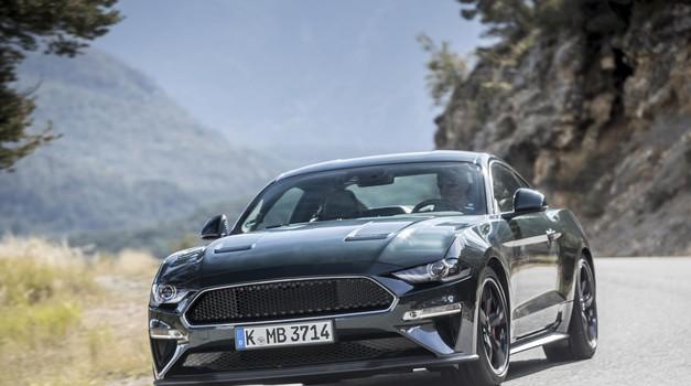 Elektrifikacija tudi za prihodnjo generacijo kupejevskega Mustanga? (foto: Ford)