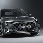Premiera: Audi A3 Sedan se spogleduje s štirivratnimi kupeji (foto: Audi)