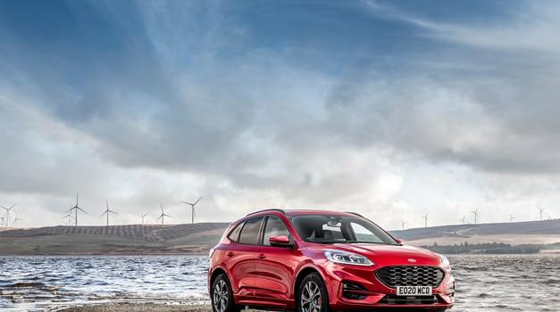 Ford predstavlja aktivne rešitve za zmanjšanje hrupa v vozilih (foto: Ford)