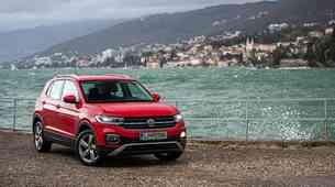 Podaljšani test: Volkswagen T-Cross - Garač in uživač