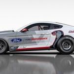 Ford podvojil moč najmočnejšega Mustanga – z elektriko! (foto: Ford)