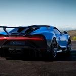 Športni Bugatti Chiron občutno počasnejši od klasičnega. Preverite, zakaj! (foto: Bugatti)