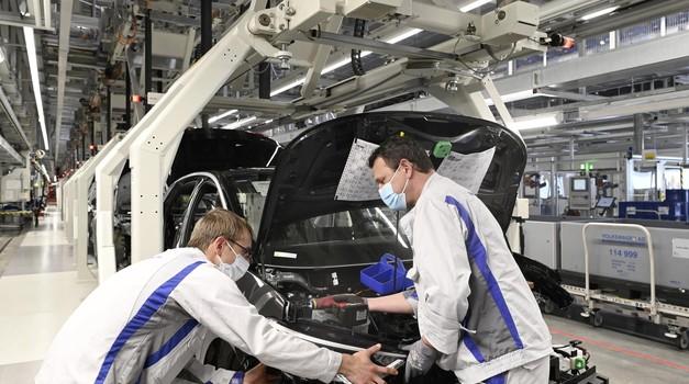 Volkswagen obudil proizvodnjo modela ID.3 (foto: Volkswagen)
