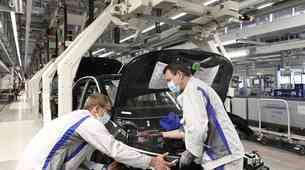 Volkswagen obudil proizvodnjo modela ID.3