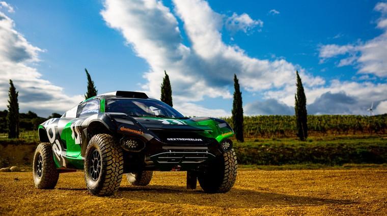 Najekstremnejša električna dirkaška serija pripravljena na štart (foto: Continental)