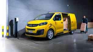 Več kot 300 kilometrov električne avtonomije za Opel Vivara-e