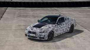 BMW Serije 4 vendarle brez velikih 'ledvic'?