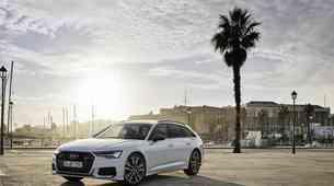 Audi A6 Avant končno tudi kot 'pravi' hibrid