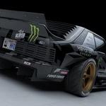 Ken Block bo po novem dirkal z Lisjakom (foto: Monster Energy)