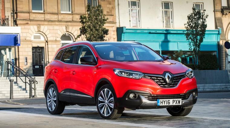 Sledil bo Meganu in Capturju (foto: Renault)