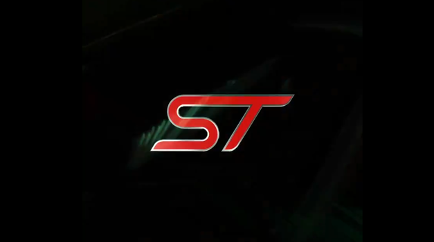 Fordova športna družina ST dobiva tretjega člana (foto: Posnetek zaslona: Twitter Ford UK)