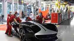 Video: tako po novem poteka proizvodnja novih avtomobilov pri Ferrariju