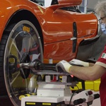 Video: tako po novem poteka proizvodnja novih avtomobilov pri Ferrariju (foto: Ferrrari)
