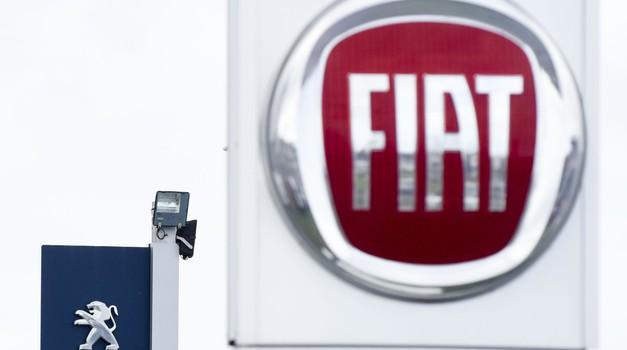 O združitvi FCA in PSA bo odločala EU (foto: Profimedia)