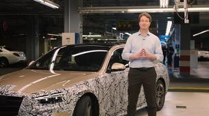 Najprestižnejši prihajajoči Mercedes-Benz pobegnil na splet