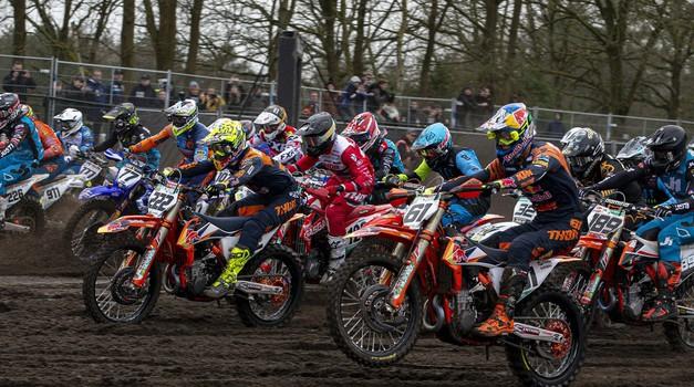 MXGP: nove spremembe koledarja in poteka dirk (foto: Ray Archer (KTM))