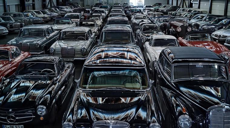 Dober nakup se hitro obrne (foto: Daimler Ag - Mercedes-Benz Class)