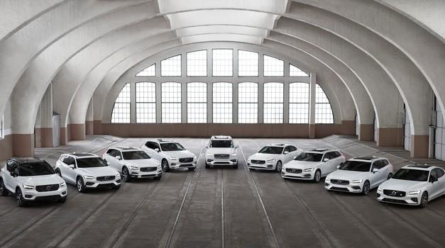 Preveri, kakšna bo najvišja hitrost, ki jo bodo njihovi novi avtomobili lahko dosegli (foto: Volvo)