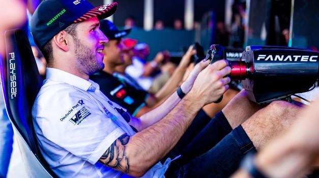 Daniel Abt odpuščen iz Audijeve ekipe po blamaži na dirki Formule E (foto: Audi)