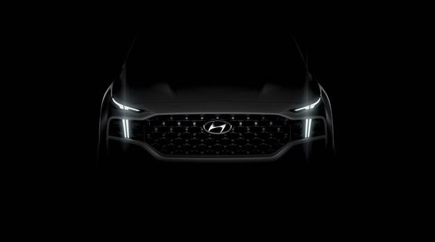 Elektrifikacija tudi za največjega (foto: Hyundai)