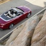 Po limuzini še kupe in kabriolet – a brez osemvaljnikov (foto: Daimler AG)
