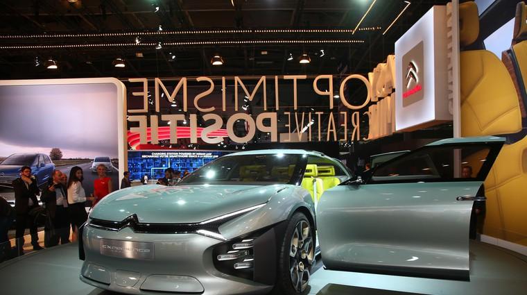 Neuradno: Citroën se vrača v limuzinske vode (foto: Citroen)