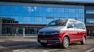 Ko so prave spremembe vidne šele pod kožo (kratki test VW Multivan)