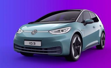 Volkswagen ID.3 prinaša ekološko noto tudi v kabino