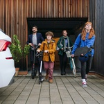 Se vsak dan vozite s kolesom? TA produkt zdaj želijo VSI kolesarji (foto: Zavarovalnica Triglav)