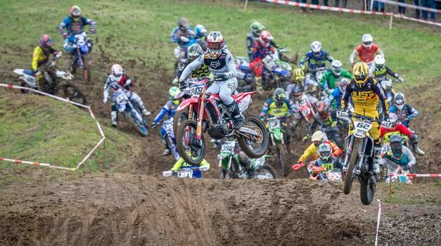 Motokros: znan koledar dirk pokalnega in državnega prvenstva (foto: Jože Bojec)
