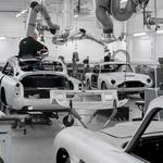 Avtomobilska legenda se po več kot pol stoletja vrača v proizvodnjo – z vsemi filmskimi dodatki (foto: Aston Martin)
