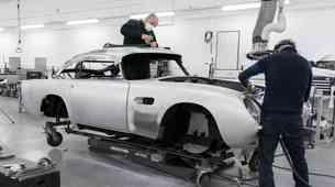 Avtomobilska legenda se po več kot pol stoletja vrača v proizvodnjo – z vsemi filmskimi dodatki
