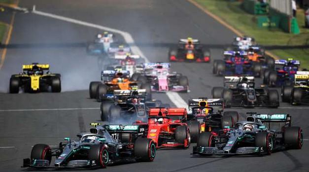 FIA na koledar dirk F1 uvrstila VN Štajerske (foto: Xinhua/STA)