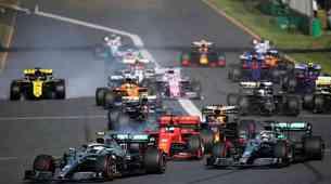 FIA na koledar dirk F1 uvrstila VN Štajerske