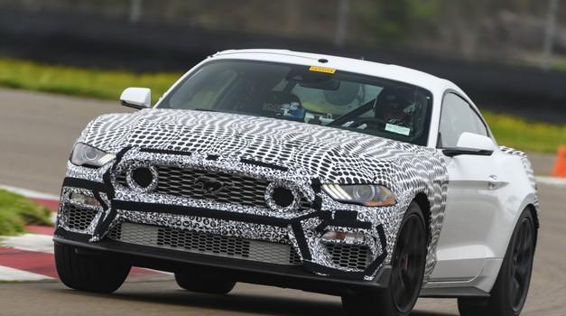 Razkrivamo: Ford obuja še eno legendarno izvedbo Mustanga (foto: Ford)