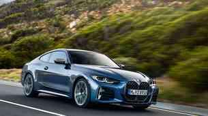 Svetovna premiera: BMW Serije 4 navdih išče v preteklosti